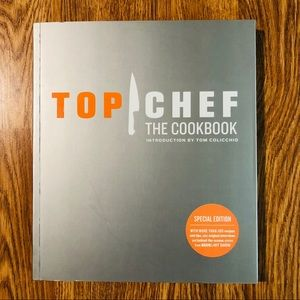 Top Chef special edition cookbook
